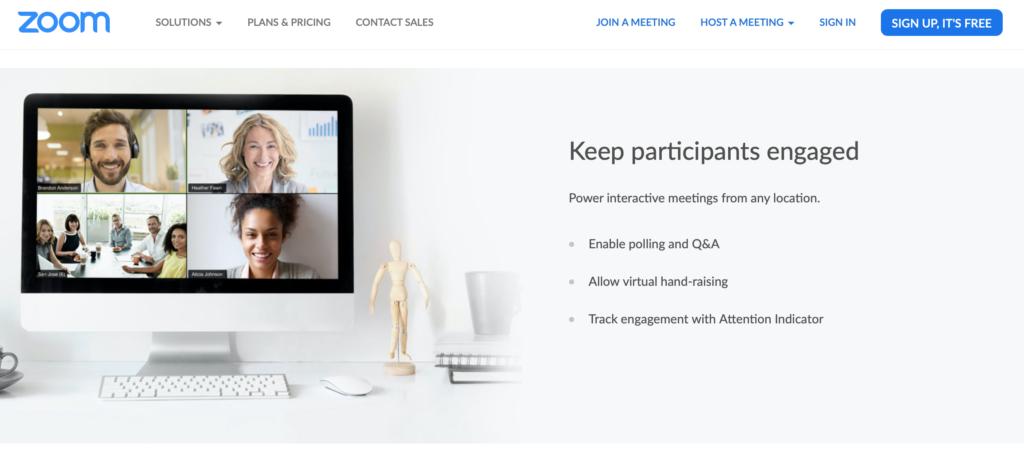 Zoom.us jako narzędzie do pracy dla terapeutów.